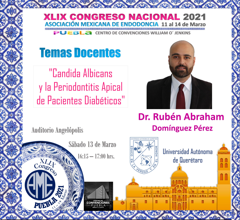 3 Rubén Sabado 13 de Marzo 4 y 15