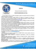 ANEXO Indicaciones al Autor Revista Endodoncia Actual