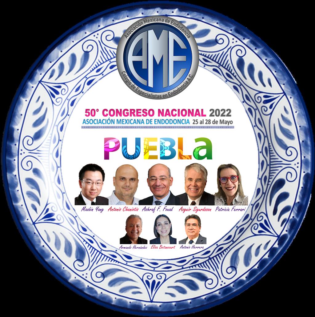 Conferencistas Congeso Puebla 2022